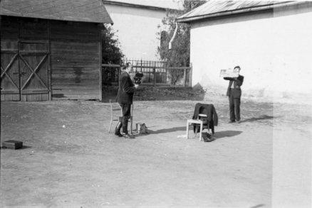 Maácz László. Paszab, 1956.
